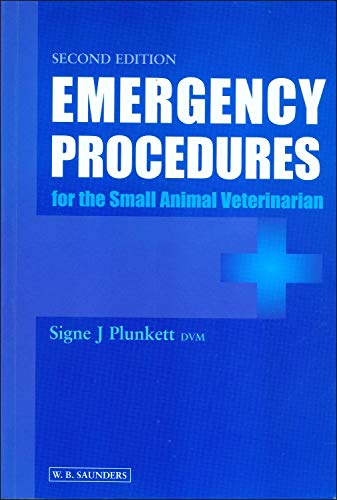 9780702024870: Emergency Procedures for the Small Animal Veterinarian