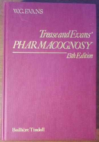 9780702026188: Trease and Evans' Pharmacognosy