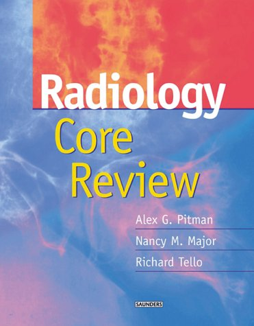 9780702026195: Radiology Core Review, 1e