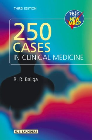 9780702026249: 250 Cases in Clinical Medicine