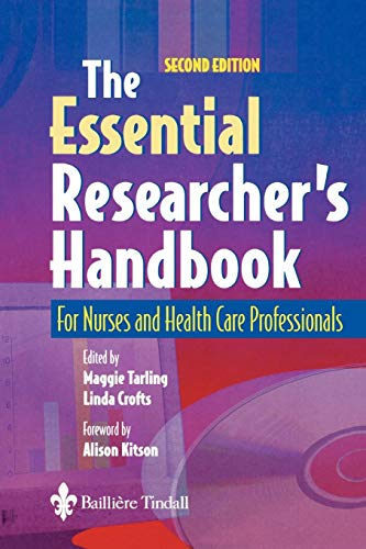 9780702026362: The Essential Researcher's Handbook: For Nurses and Health Care Professionals, 2e