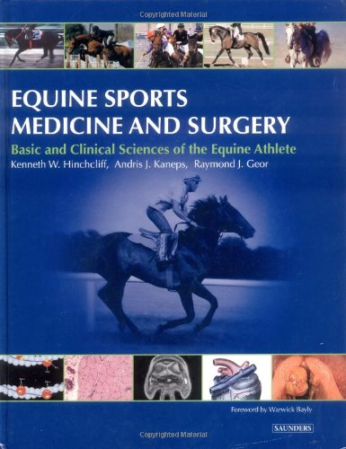 Equine Sports Medicine and Surgery, 1e: Kenneth Hinchcliff; Andris