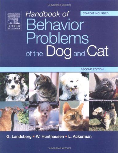 9780702027109: Handbook of Behavior Problems of the Dog and Cat, 2e