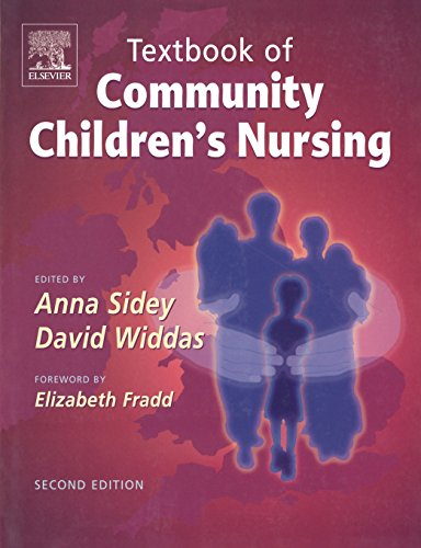 9780702027291: Textbook of Community Children's Nursing