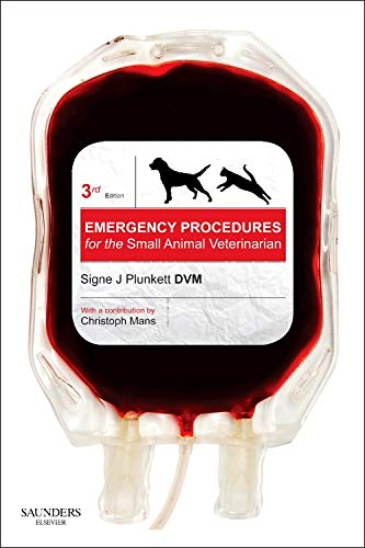 9780702027680: Emergency Procedures for the Small Animal Veterinarian-, 3e