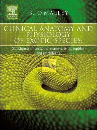 9780702027826: Clinical Anatomy and Physiology of Exotic Species: Structure and function of mammals, birds, reptiles and amphibians, 1e