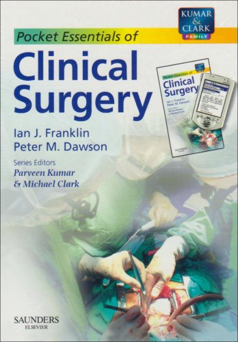 9780702028069: Pocket Essentials of Clinical Surgery with CD-ROM, 1e