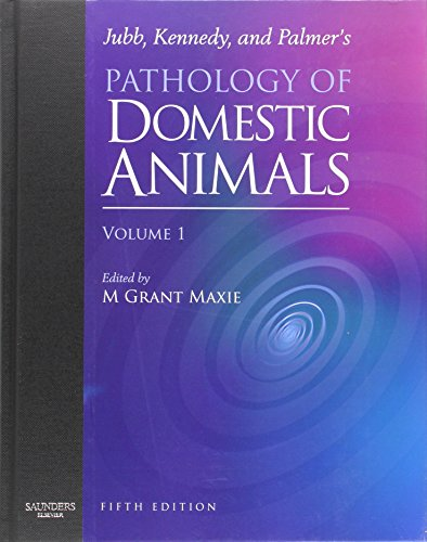 9780702028236: Jubb, Kennedy & Palmer's Pathology of Domestic Animals: 3-Volume Set