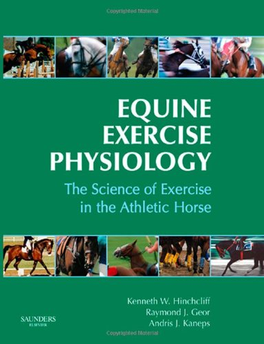 9780702028571: Equine Exercise Physiology: The Science of Exercise in the Athletic Horse, 1e