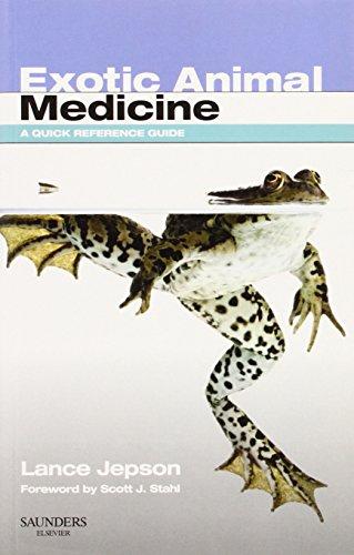 9780702028731: Exotic Animal Medicine: A Quick Reference Guide, 1e