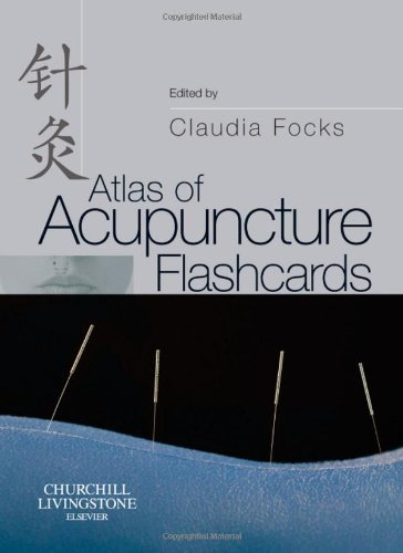 9780702029608: Atlas of Acupuncture Flashcards
