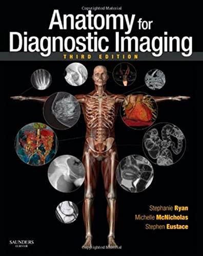 9780702029714: Anatomy for Diagnostic Imaging, 3e