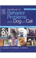 9780702029745: Handbook of Behavior Problems of the Dog and Cat - Text and VETERINARY CONSULT Package