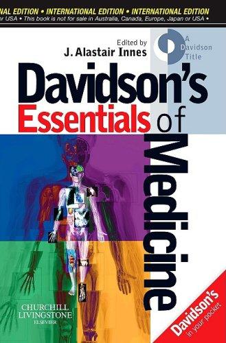 9780702030000: Davidson's Essentials of Medicine