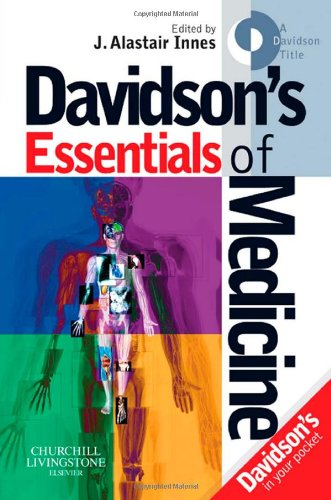 9780702030017: Davidson's Essentials of Medicine, 1e