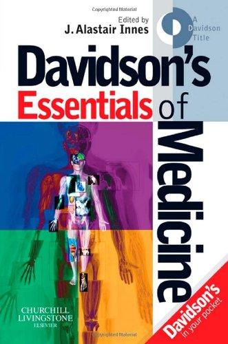 9780702030017: Davidson's Essentials of Medicine, 1e