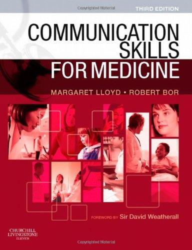9780702030581: Communication Skills for Medicine, 3e