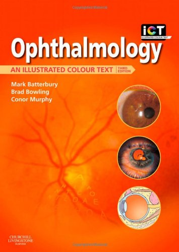 9780702030598: Ophthalmology: An Illustrated Colour Text, 3e