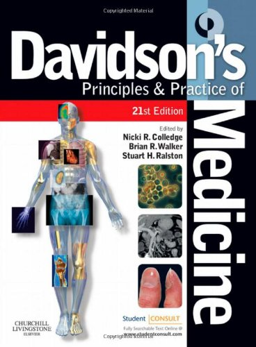 9780702030857: Davidson's Principles and Practice of Medicine: With STUDENT CONSULT Online Access, 21e (Principles & Practice of Medicine (Davidson's))