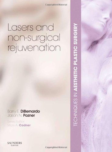 9780702030901: Techniques in Aesthetic Plastic Surgery Series: Lasers and Non-Surgical Rejuvenation with DVD, 1e (Techniques in Aesthetic Surgery)