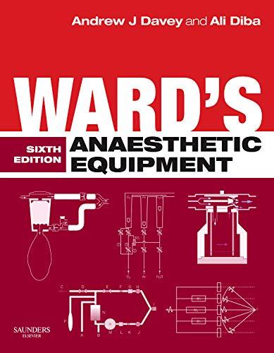 9780702030949: Ward's Anaesthetic Equipment, 6e