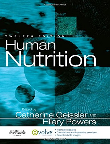 Human Nutrition, 12e: Geissler BDS MS