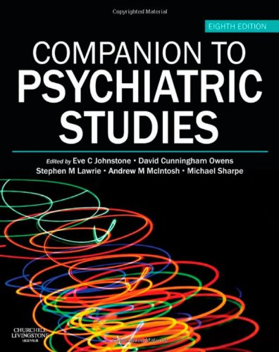 9780702031373: Companion to Psychiatric Studies (MRCPsy Study Guides)