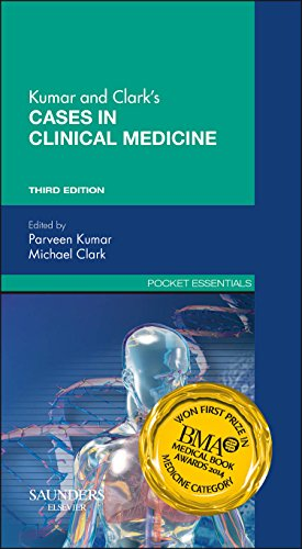 9780702031380: Kumar & Clark's Cases in Clinical Medicine, 3e (Pocket Essentials (Paperback))