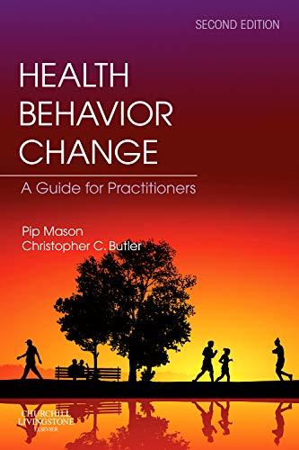 9780702031533: Health Behavior Change, 2e