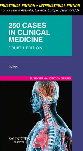 9780702033858: 250 Cases in Clinical Medicine