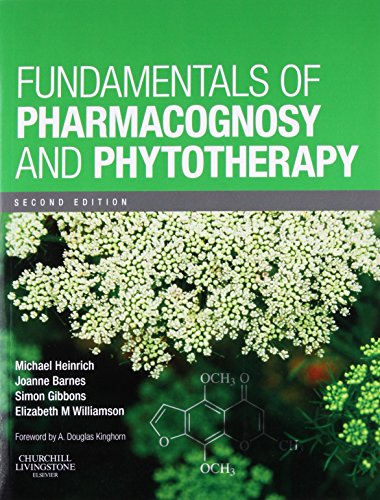 9780702033889: Fundamentals of Pharmacognosy and Phytotherapy, 2nd Edition