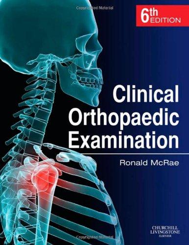 9780702033933: Clinical Orthopaedic Examination, 6e