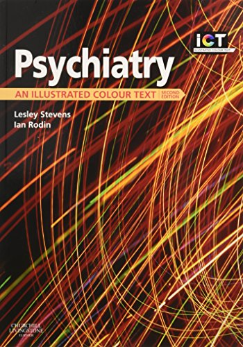 9780702033964: Psychiatry: An Illustrated Colour Text, 2e