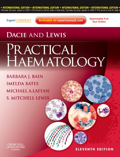 9780702034077: Dacie and Lewis Practical Haematology