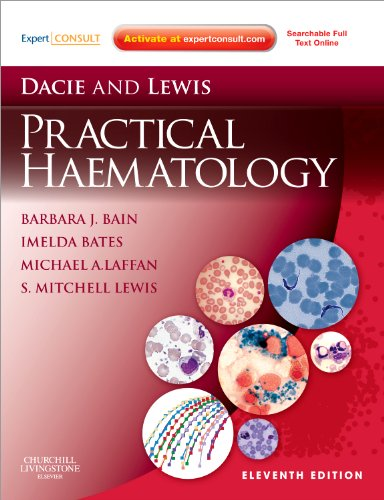 9780702034084: Dacie and Lewis Practical Haematology: Expert Consult: Online and Print, 11e