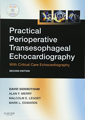 9780702034275: Practical Perioperative Transesophageal Echocardiography, Text with DVD-ROM, 2nd Edition