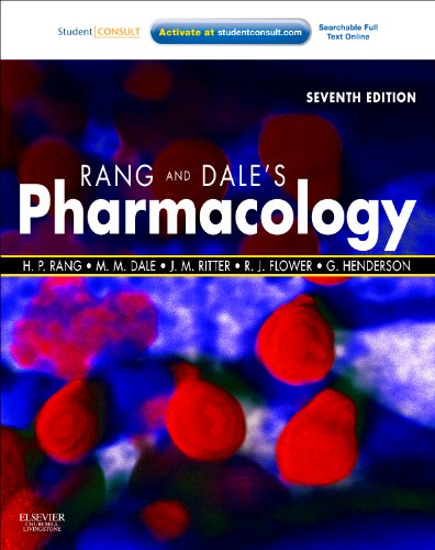 9780702034718: Rang & Dale's Pharmacology: with STUDENT CONSULT Online Access, 7e