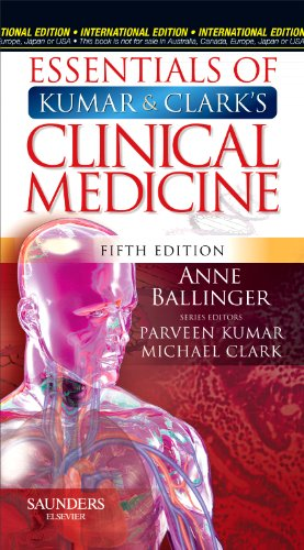 9780702035241: Essentials of Kumar and Clark's clinical medicine (Turtle Back) (kumar and clark)
