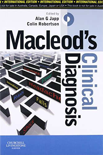 9780702035449: Macleod's Clinical Diagnosis