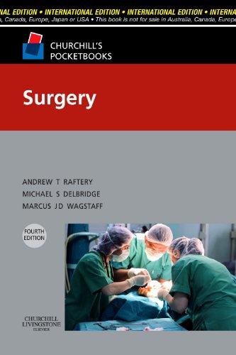 9780702039942: Churchill's Pocketbook of Surgery (Churchill Pocketbooks)
