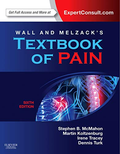 9780702040597: Wall & Melzack's Textbook of Pain: Expert Consult - Online and Print, 6e (Wall and Melzack's Textbook of Pain)