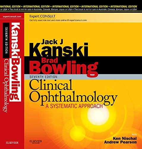 9780702040955: Clinical Ophthalmology: A Systematic Approach, With Expert Consult ? Online and Print, 7th edition