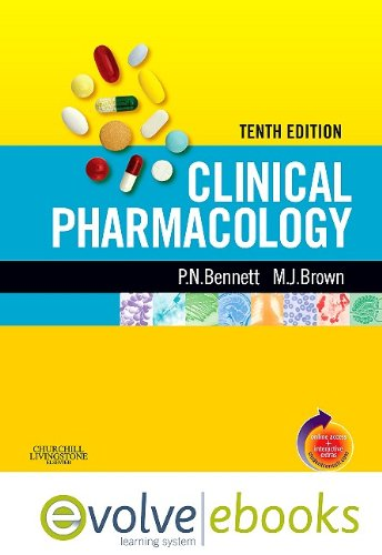 9780702041167: Clinical Pharmacology: With STUDENTCONSULT Access