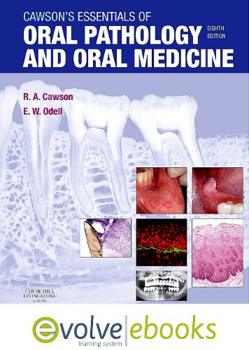 9780702041198: Cawson's Essentials of Oral Pathology and Oral Medicine Text and Evolve eBooks Package, 8e