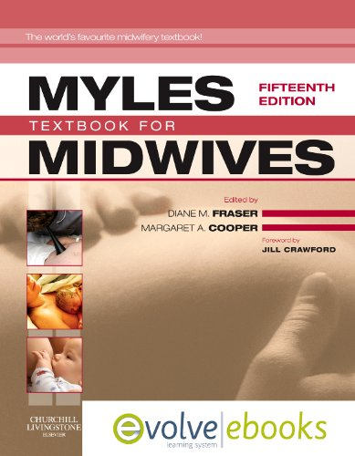 9780702041310: Myles' Textbook for Midwives: with Pageburst online access, 15e