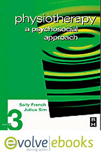 9780702041327: Physiotherapy Text and Evolve eBooks Package: A Psychosocial Approach, 3e