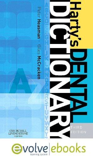 9780702041389: Harty's Dental Dictionary