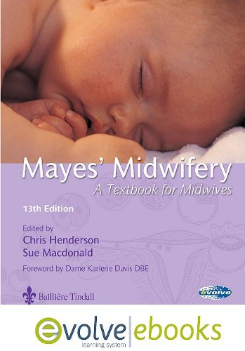 9780702041396: Mayes' Midwifery Text and Evolve Ebooks Package