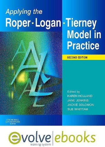 9780702041433: Applying the Roper-Logan-Tierney Model in Practice