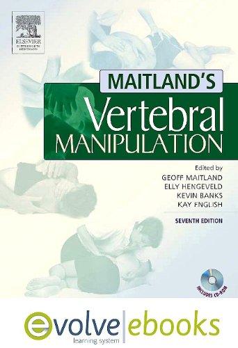 9780702041471: Maitland's Vertebral Manipulation Text and Evolve eBooks Package